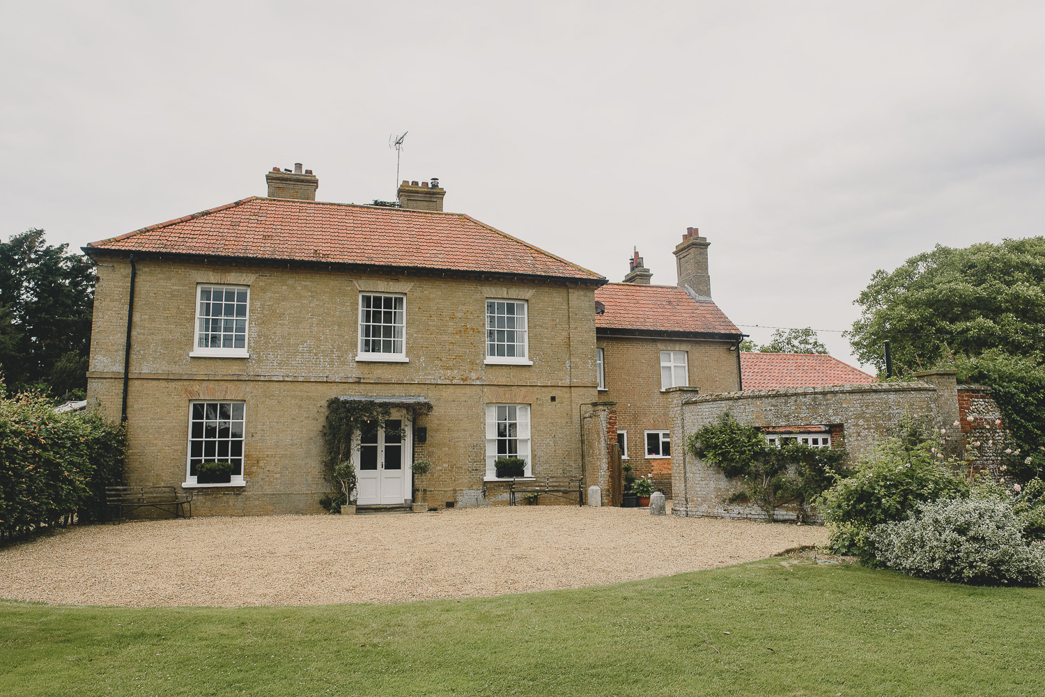 godwick house front view