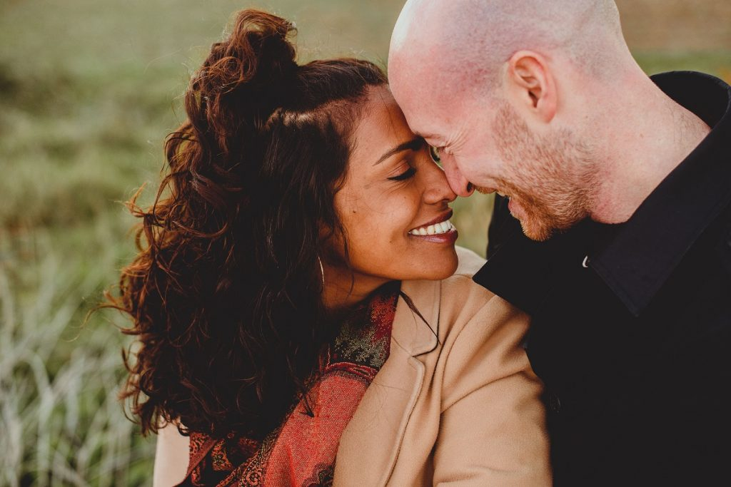 corpusty church engagement session by georgia rachael