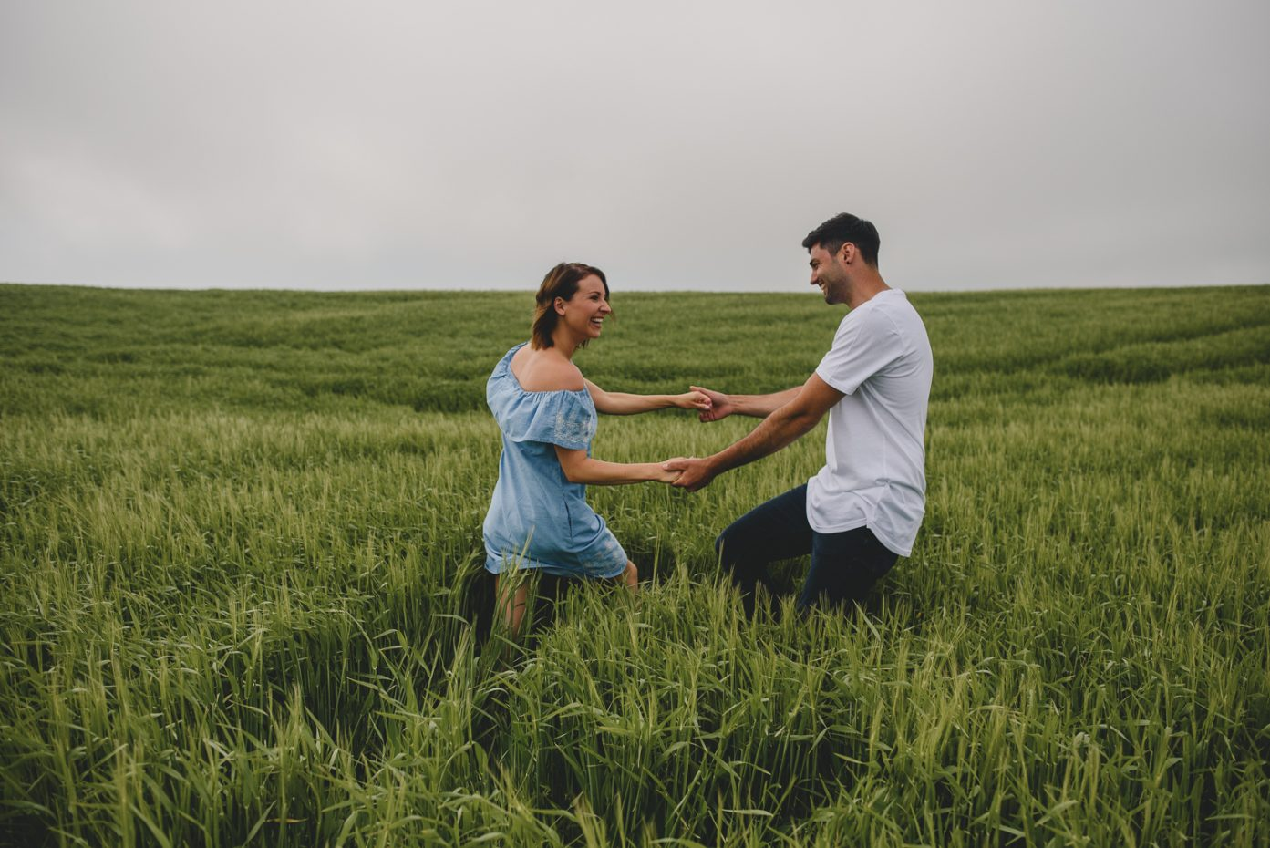 covehithe engagement session by georgia rachael