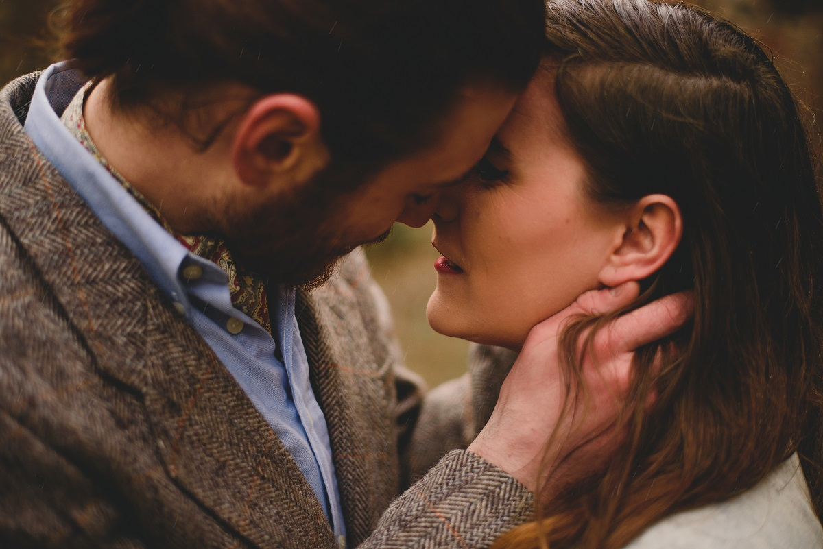 whitlingham country park norwich engagement session