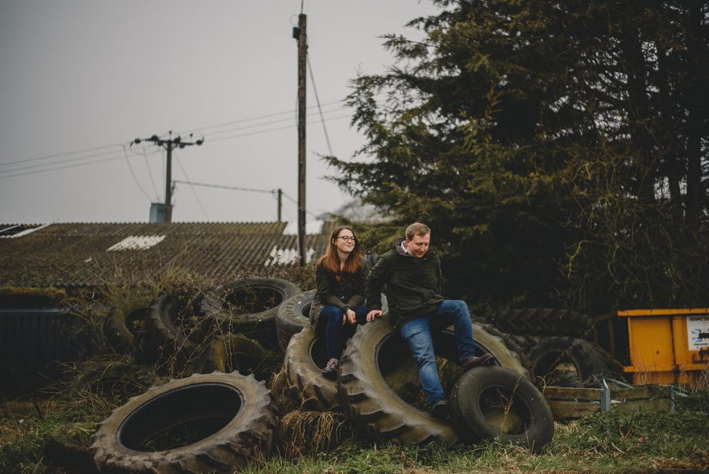 neatishead hall engagement session norfolk
