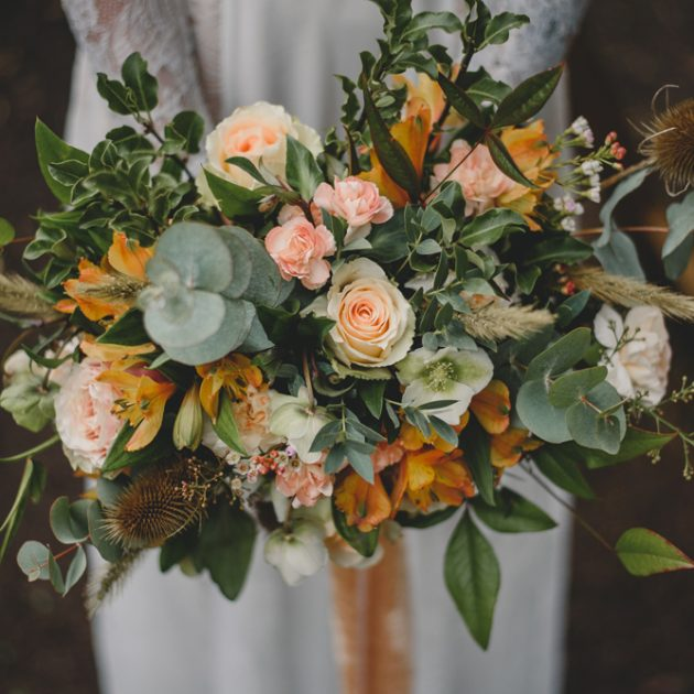 lily jayne florist bouquet georgia rachael norfolk wedding photographer