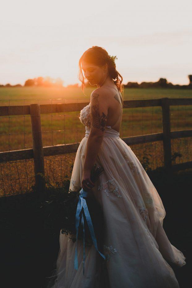 college farm wedding by georgia rachael