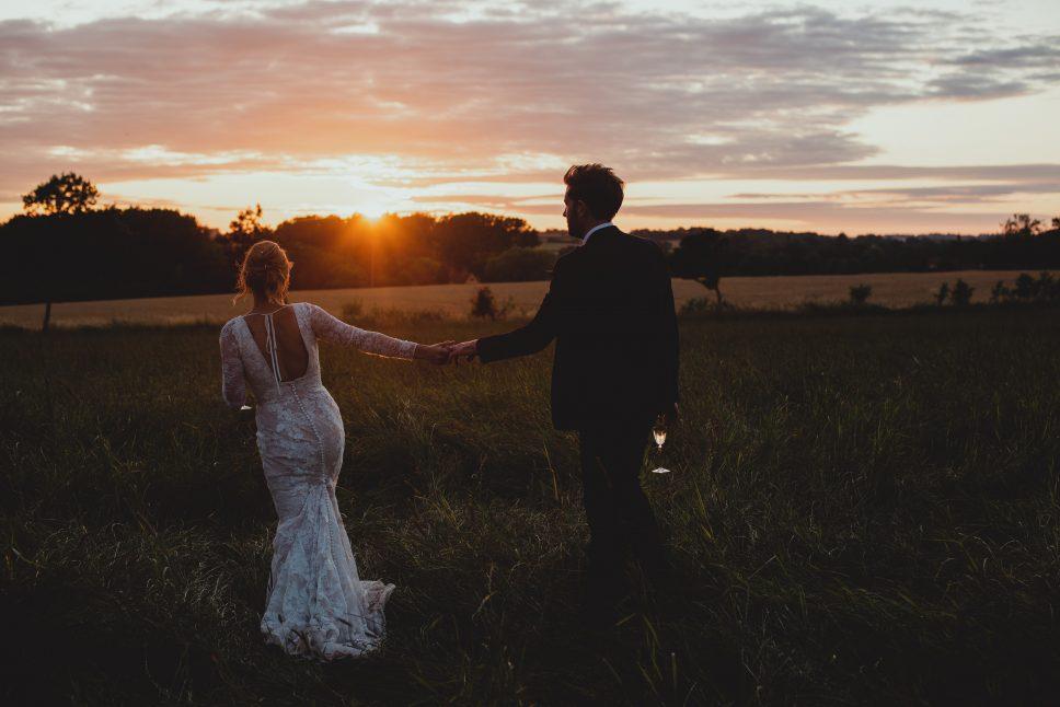 a suffolk garden wedding by georgia rachael photography