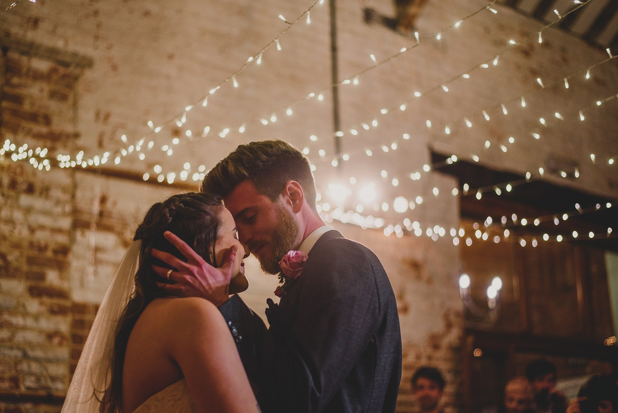first dance at dairy barns by georgia rachael