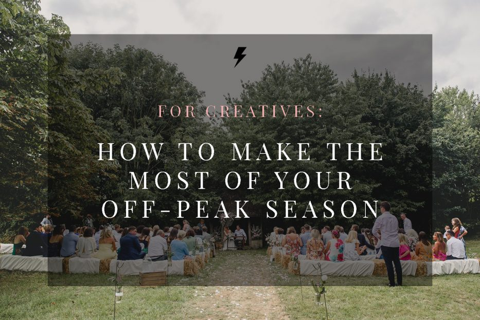 how to make the most of your off peak season