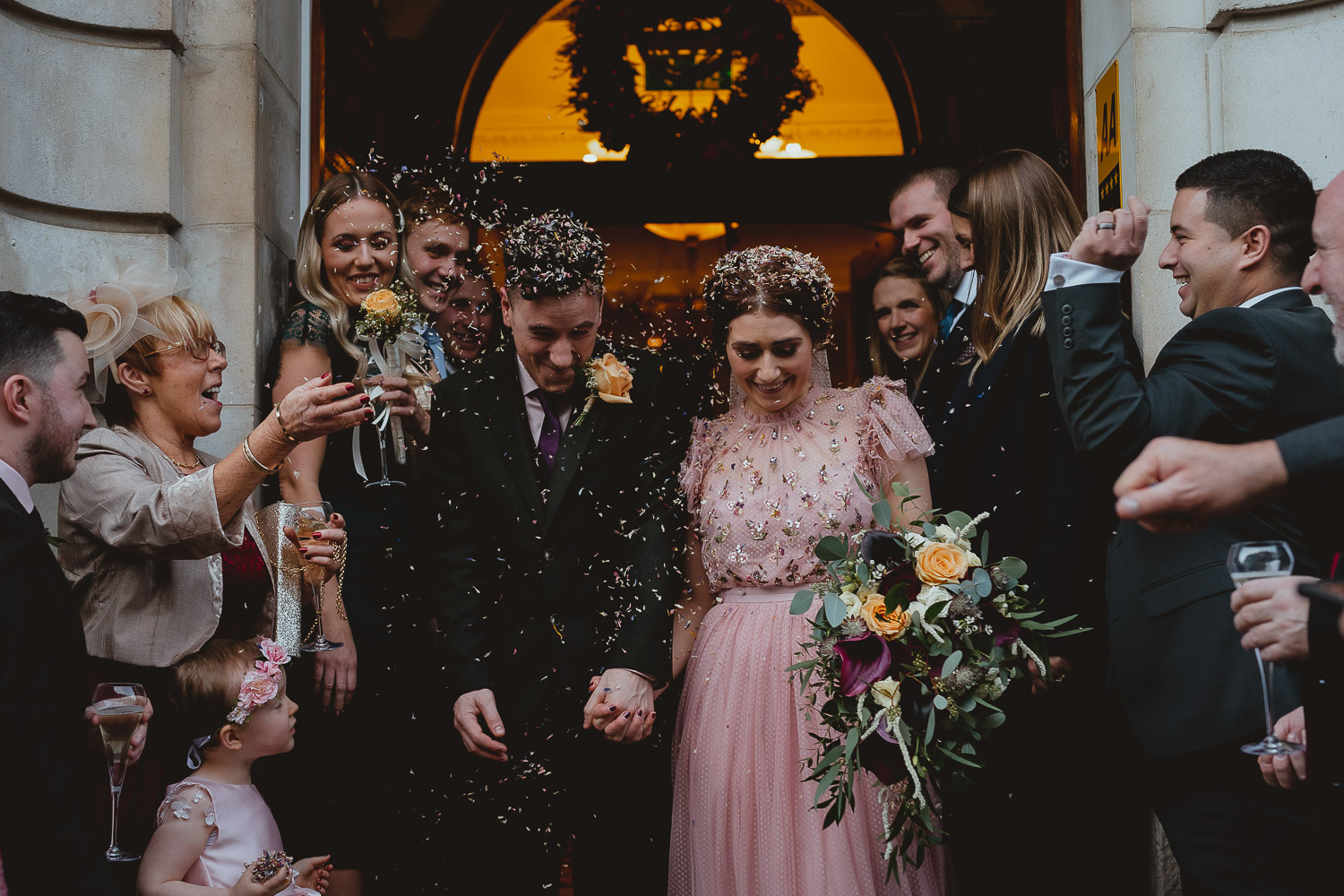 st giles house hotel wedding norwich by georgia rachael
