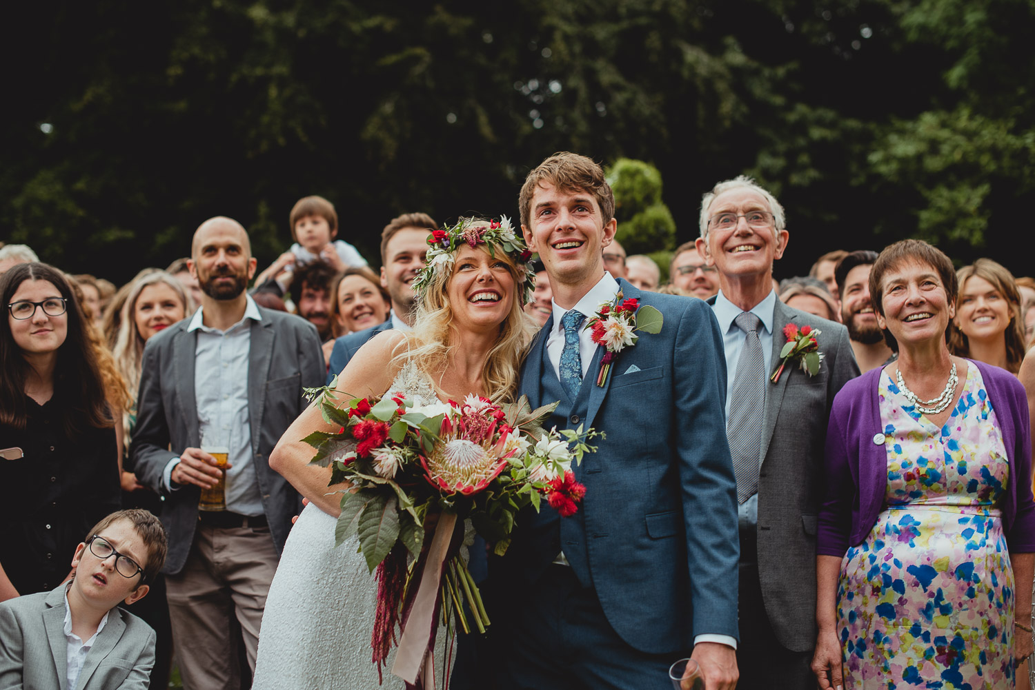 voewood humanist wedding norfolk by georgia rachael