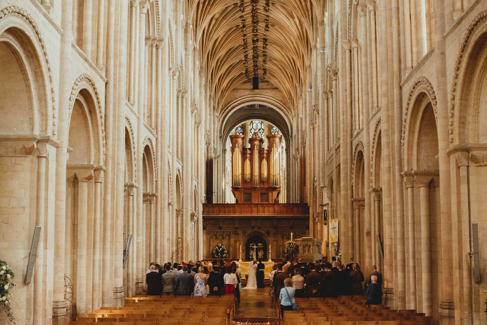 norwich cathedral wedding by georgia rachael photography