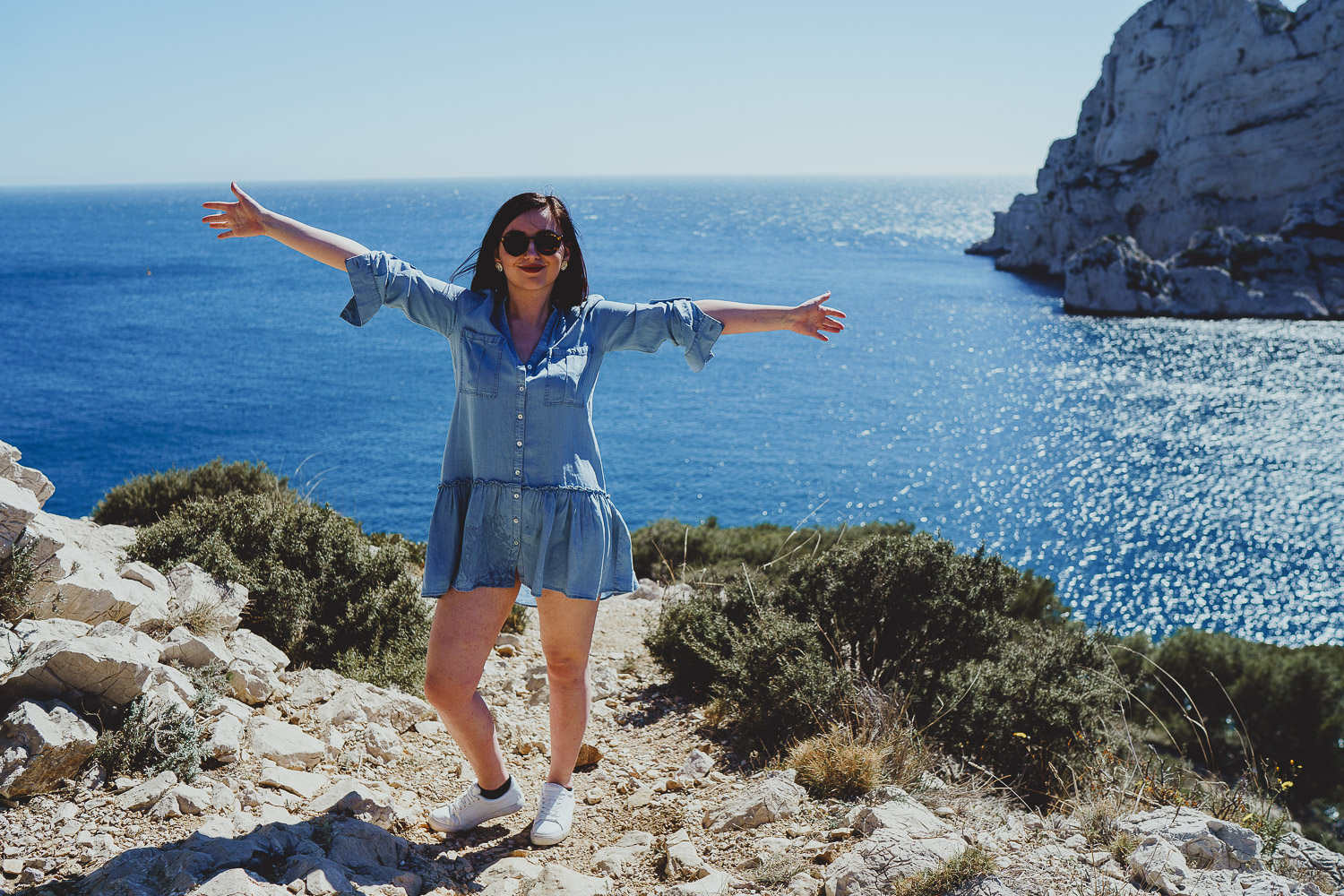 calanques south of france
