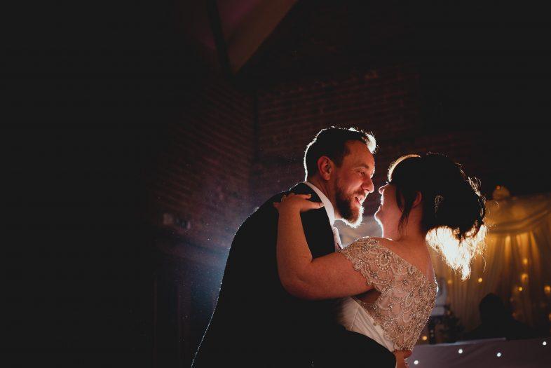 parkhill hotel wedding first dance