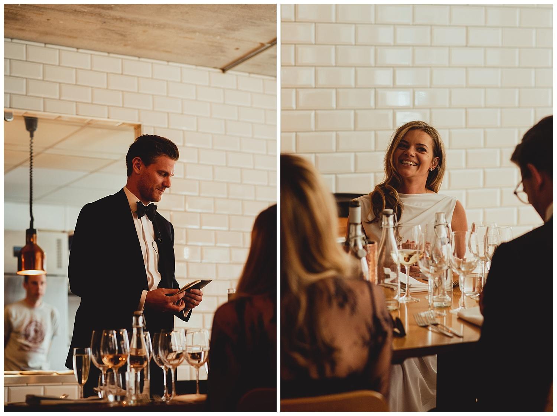 farmyard restaurant norwich wedding by georgia rachael