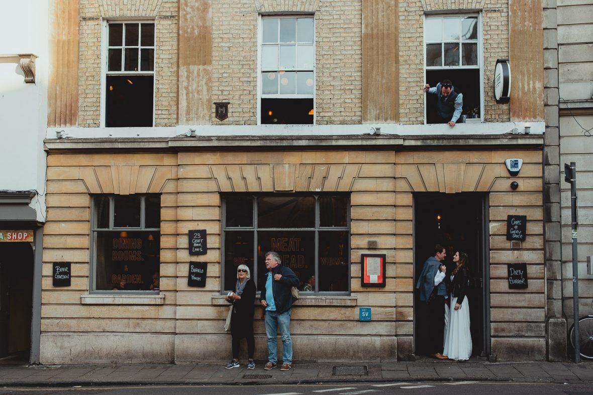 cambridge city wedding by georgia rachael photography