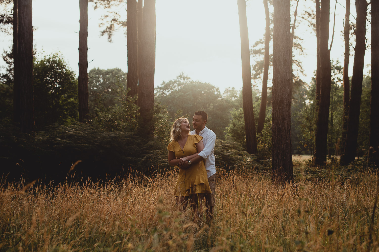 thetfore couple session by georgia rachael