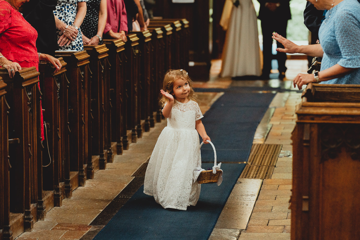 north norfolk garden wedding by georgia rachael