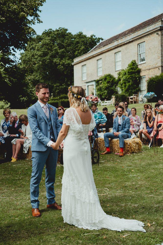 west lexham wedding norfolk by georgia rachael