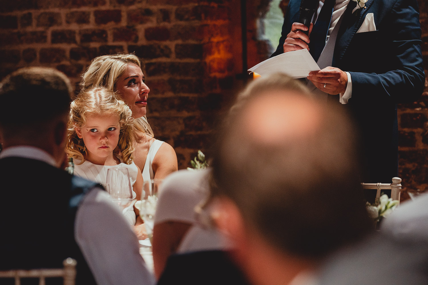 hales hall barn wedding norfolk by georgia rachael