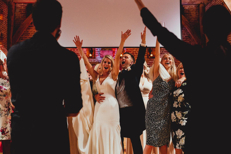 hales hall wedding norfolk by georgia rachael