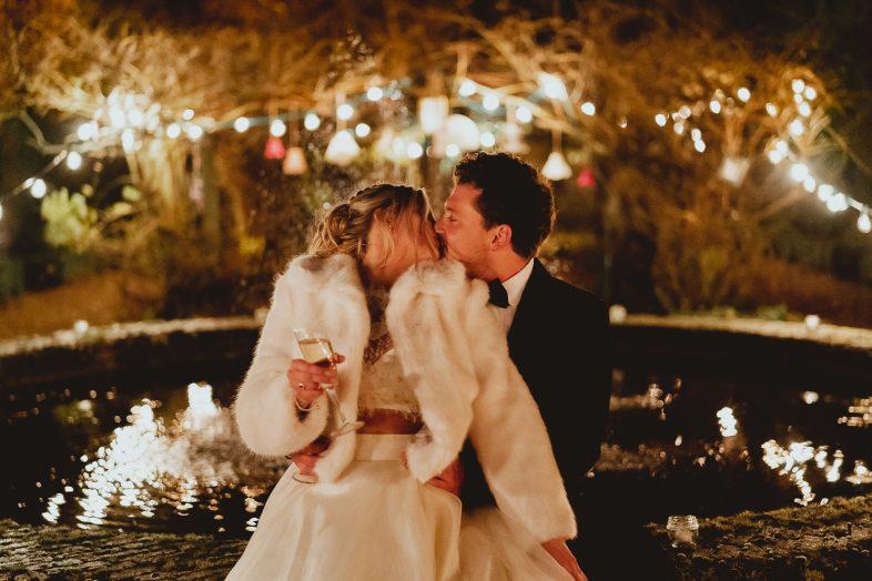 voewood wedding new years eve norfolk by georgia rachael photography