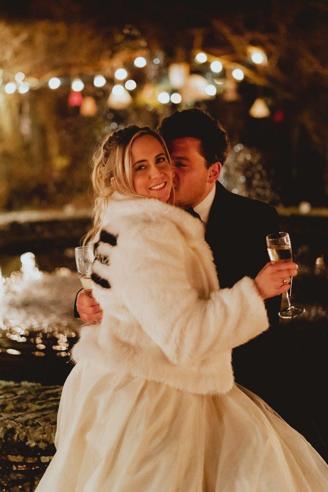 voewood new years eve wedding norfolk by georgia rachael photography