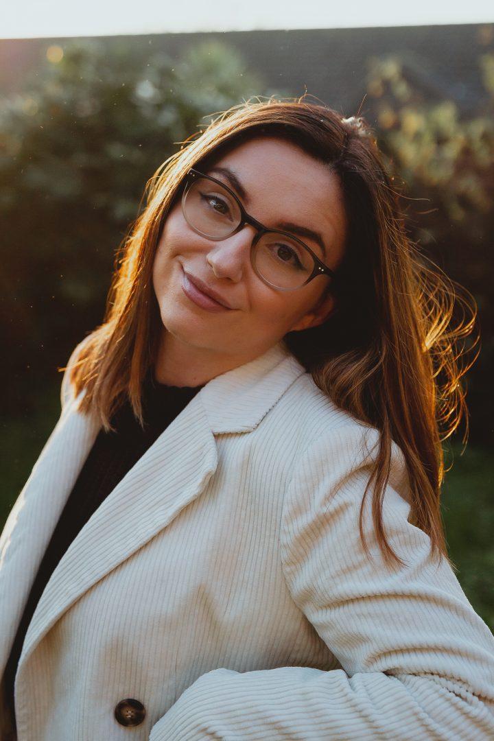 georgia rachael photography self portrait