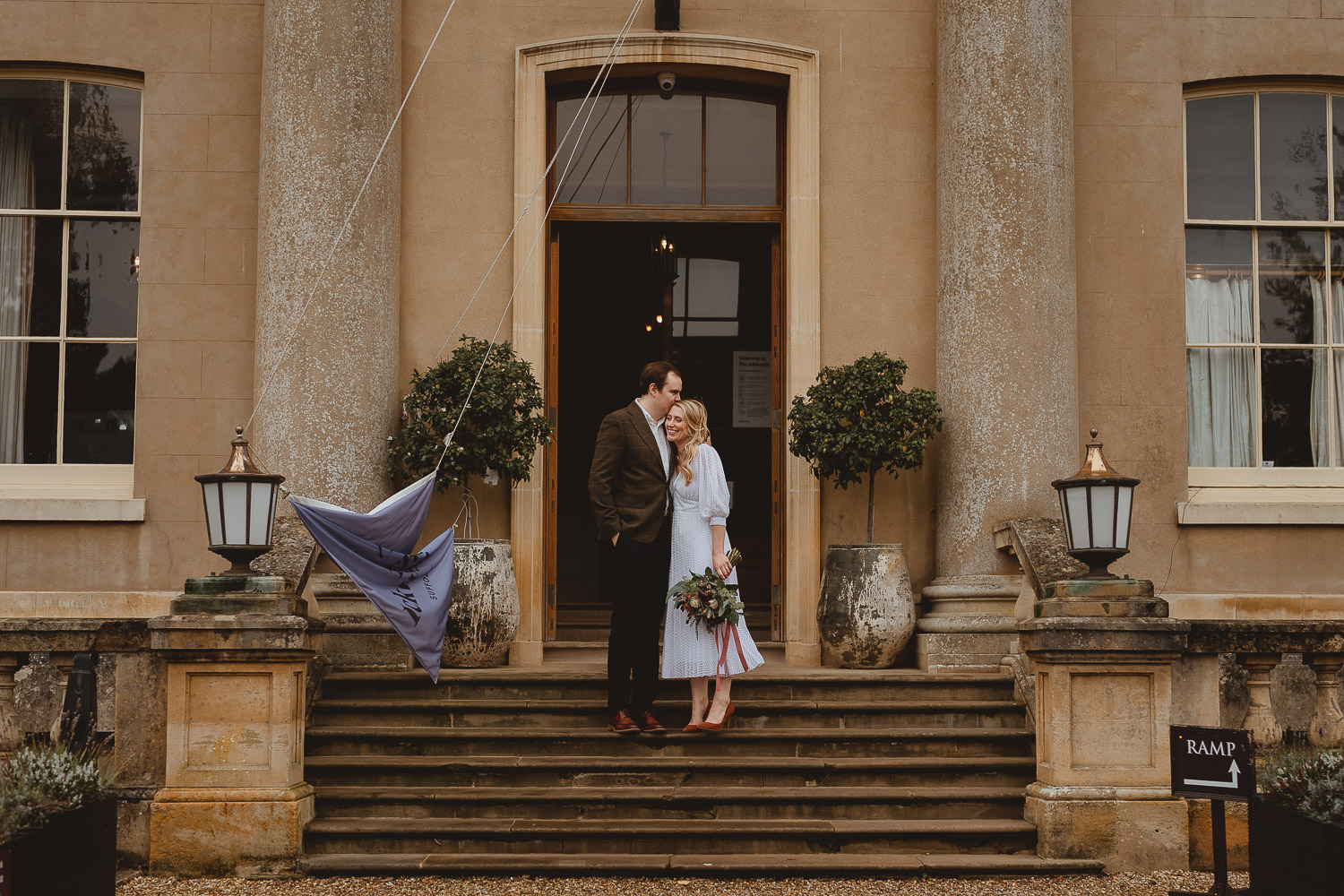 ickworth house wedding suffolk by georgia rachael photography