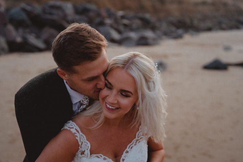 happisburgh wedding norfolk by georgia rachael photography