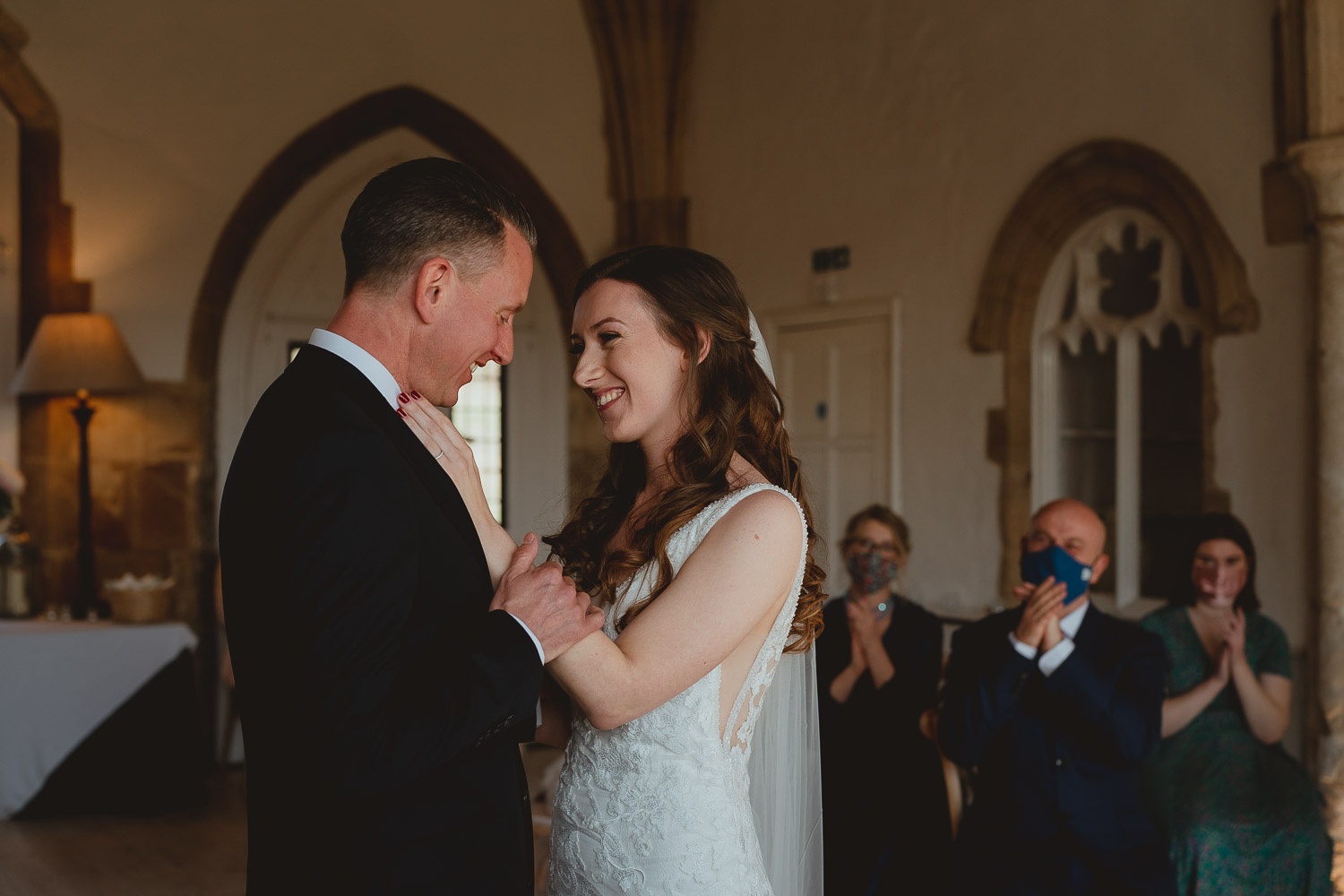 butley priory micro wedding suffolk by georgia rachael