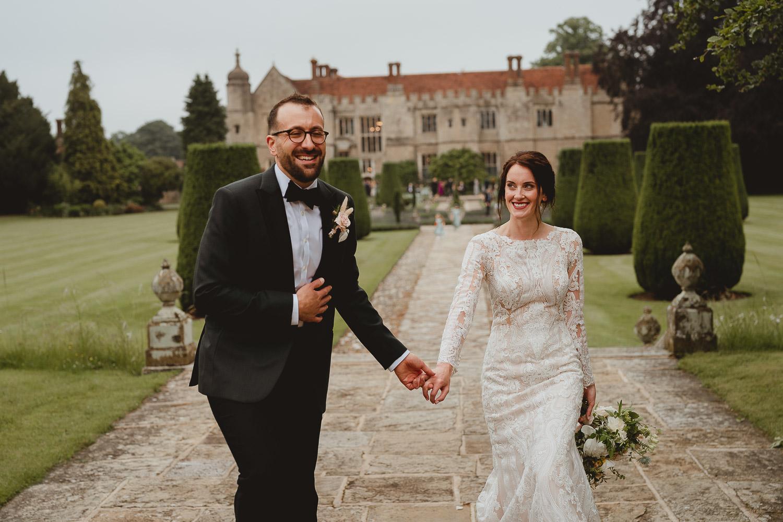 hengrave hall wedding suffolk by georgia rachael